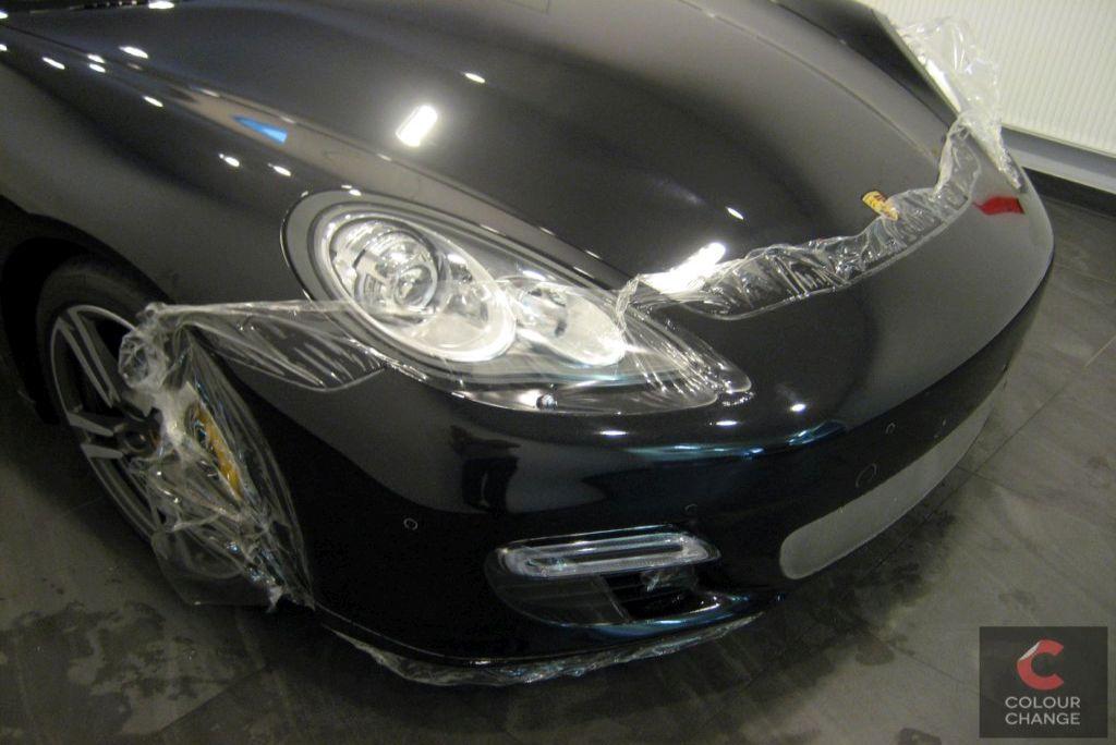 Porsche panamera turbo s – stone protect
