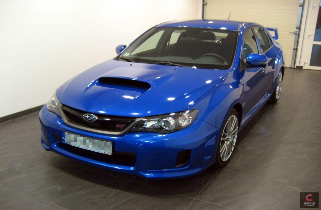 Subaru impreza wrx sti – stone protect