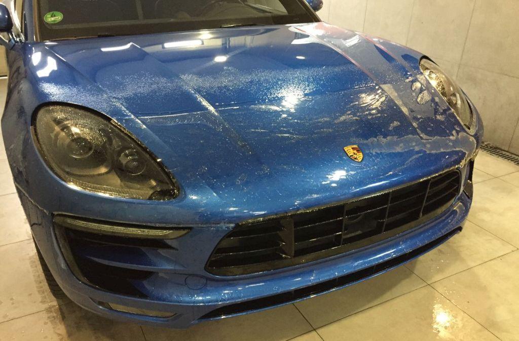 Porsche Macan Turbo – Xpel Ultimate