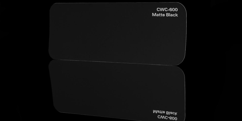 cwc-600-matte-black