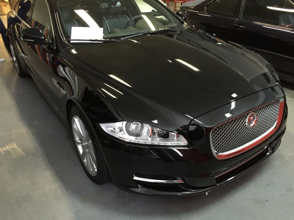 Jaguar xj-l