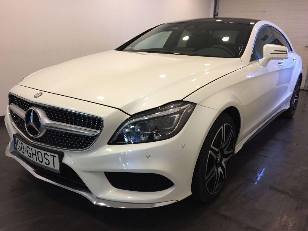 Mercedes cls400
