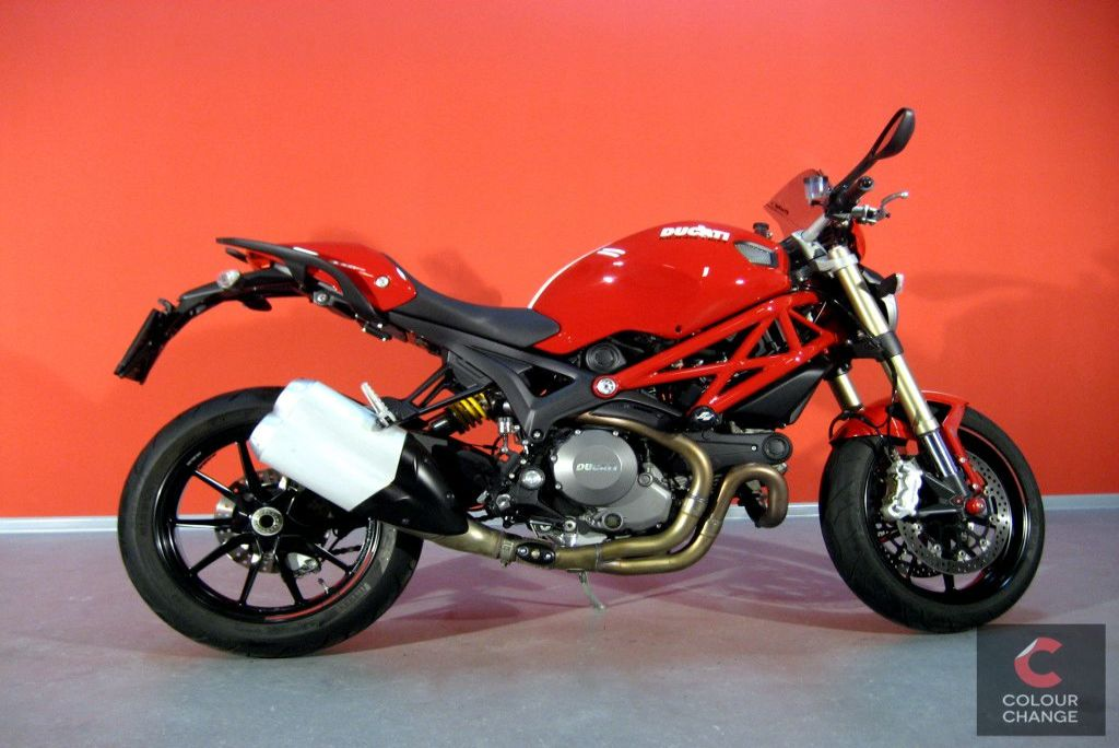 Ducati monster – stone protect