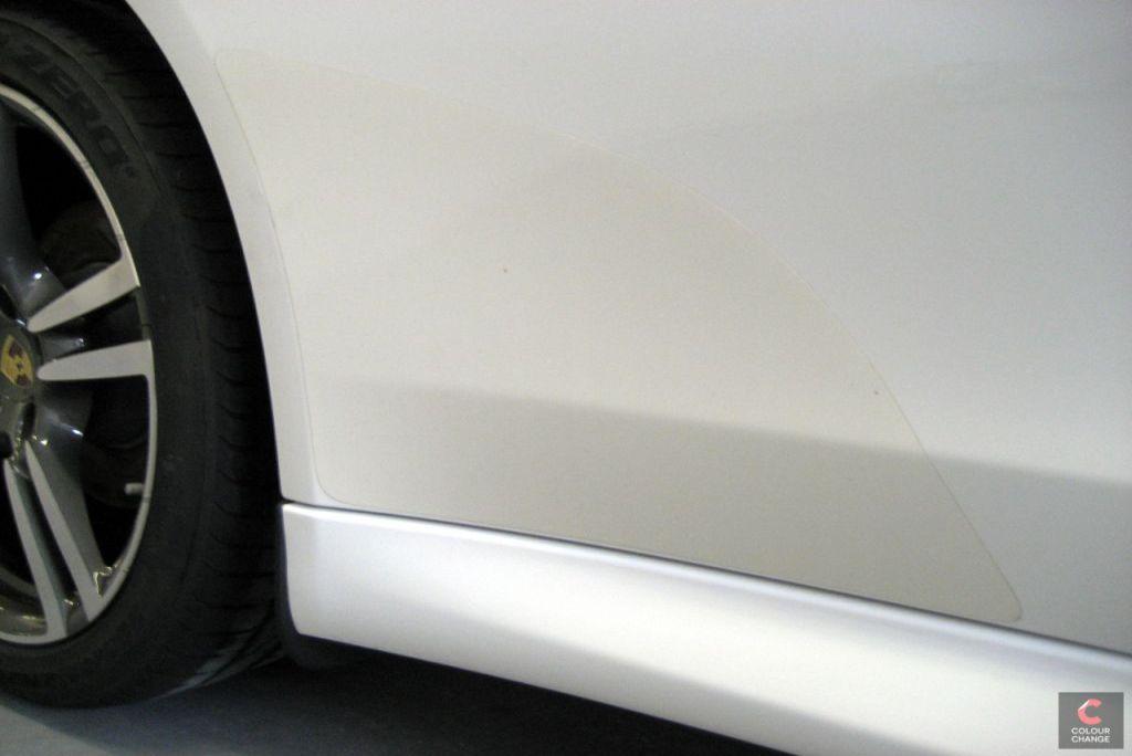 Porsche panamera – stone protect