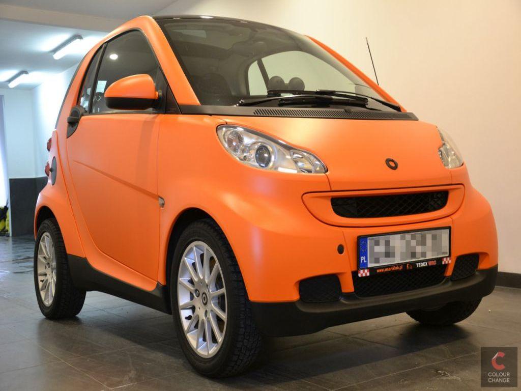 Smart – orange matte