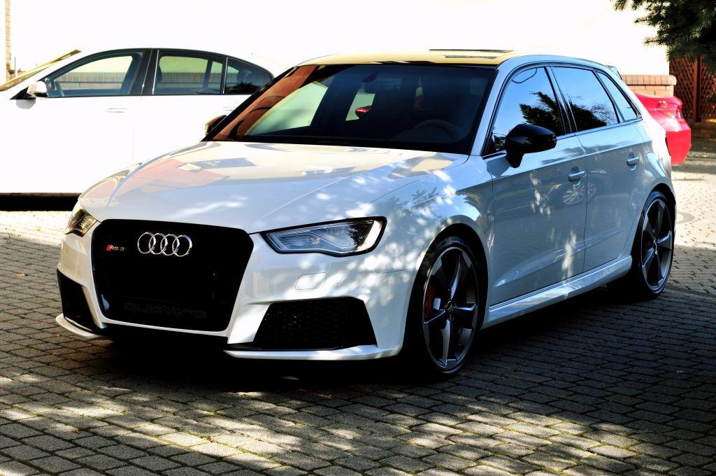 Audi RS3 – PremiumShield