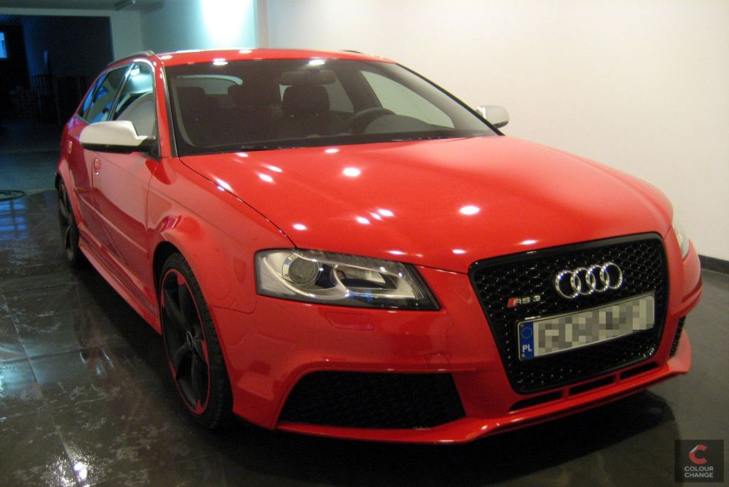 Audi rs3 – stone protect