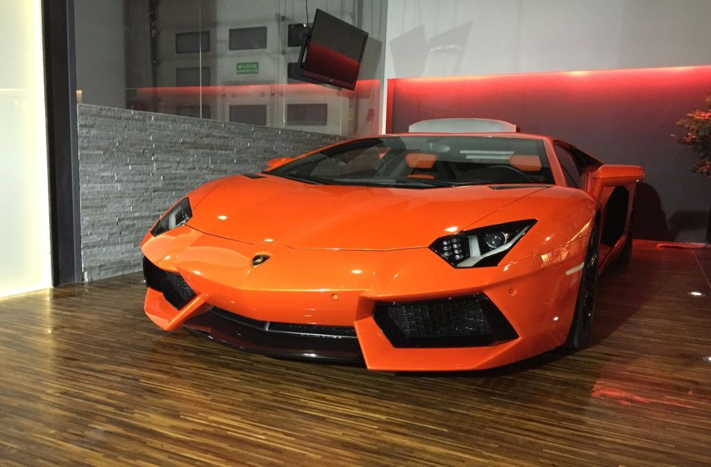 Lamborghini Aventador – Xpel Ultimate