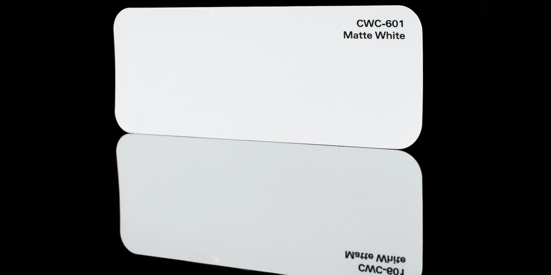 cwc-601-matte-white