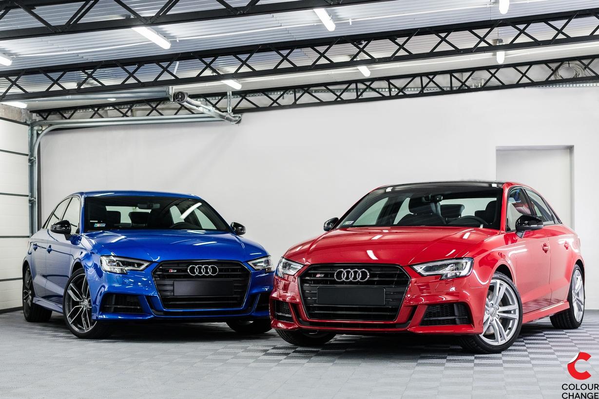 Audi S3 x2