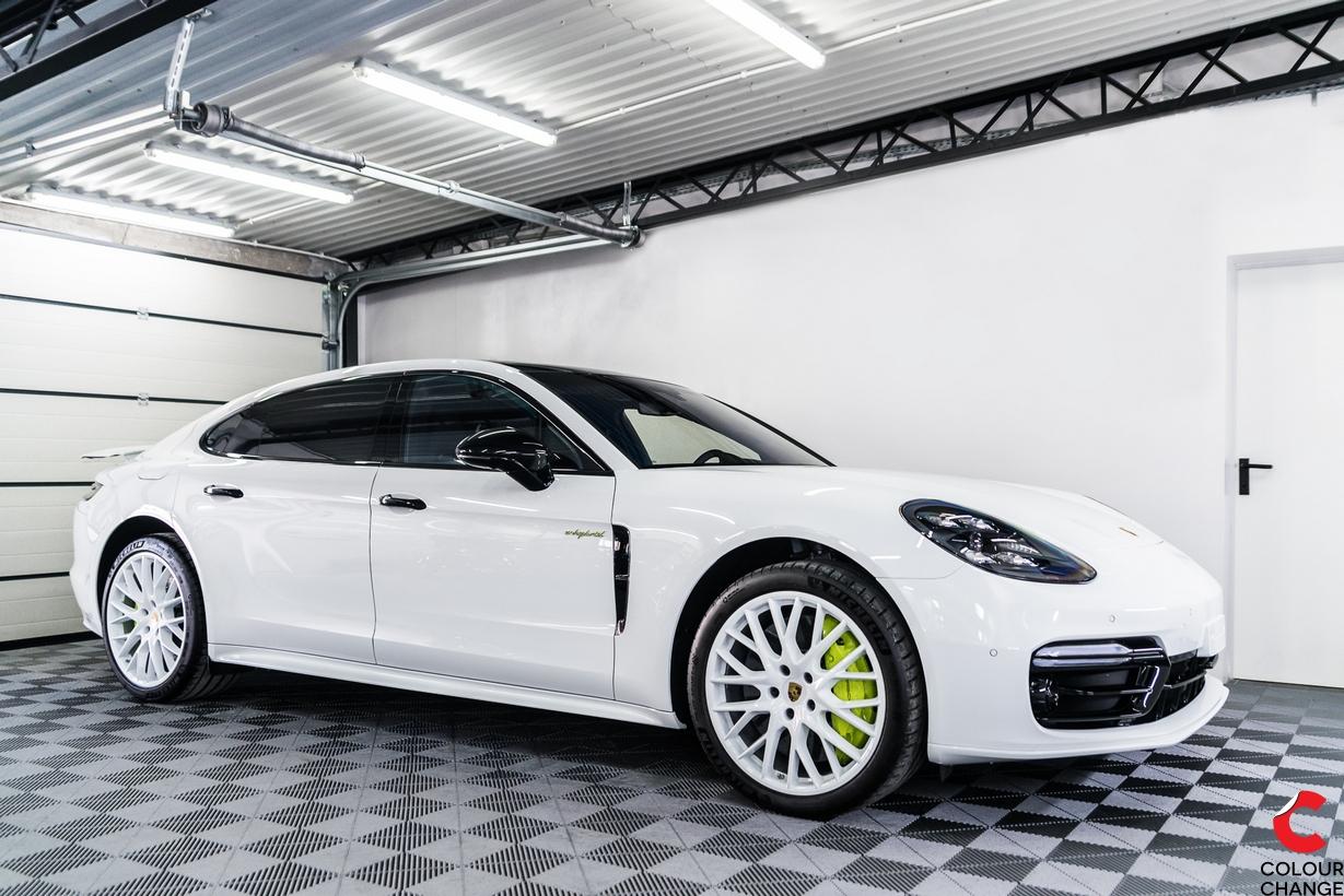 Porsche Panamera TurboS